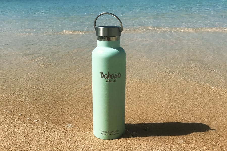 bahasa bottle
