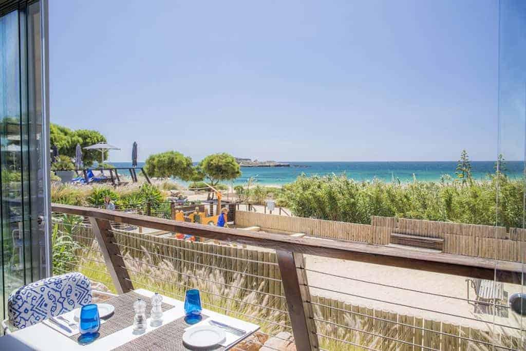 Martinhal, As Dunas restaurant, Family Surfing Holiday, Portugal, Sagres