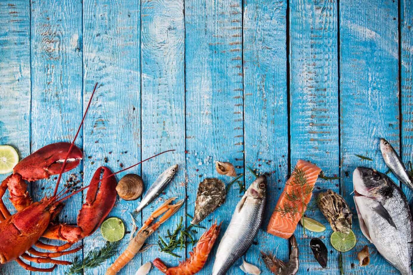 barbados seafood platter