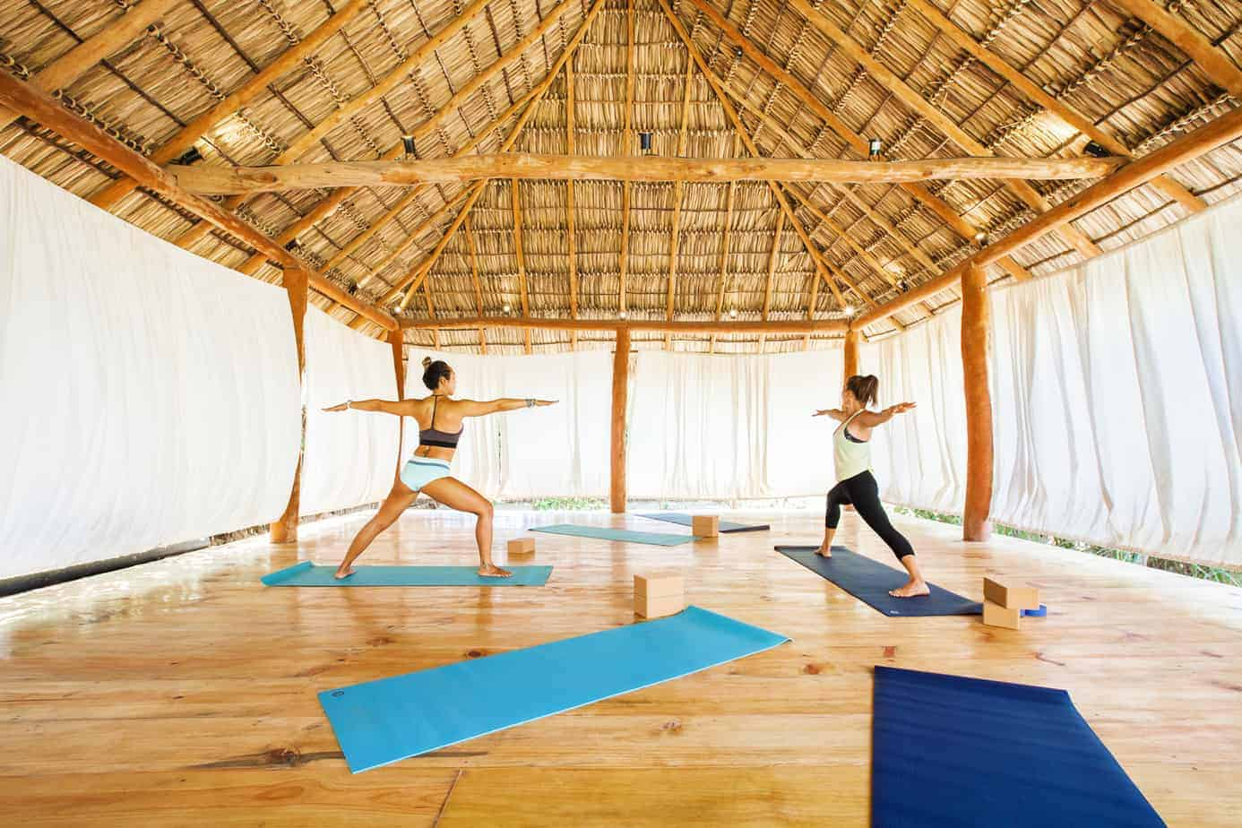 Yoga at Malibu Popoyo Boutique Surf Resort