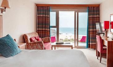Sea view, Bedruthan, Cornwall