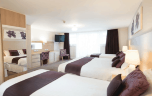 The Esplanade Hotel, Fistral Beach, Newquay, Cornwall