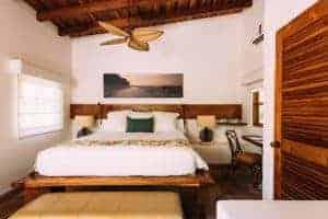 Main bedroom, villa, Florblanca, Santa Teresa, Costa Rica
