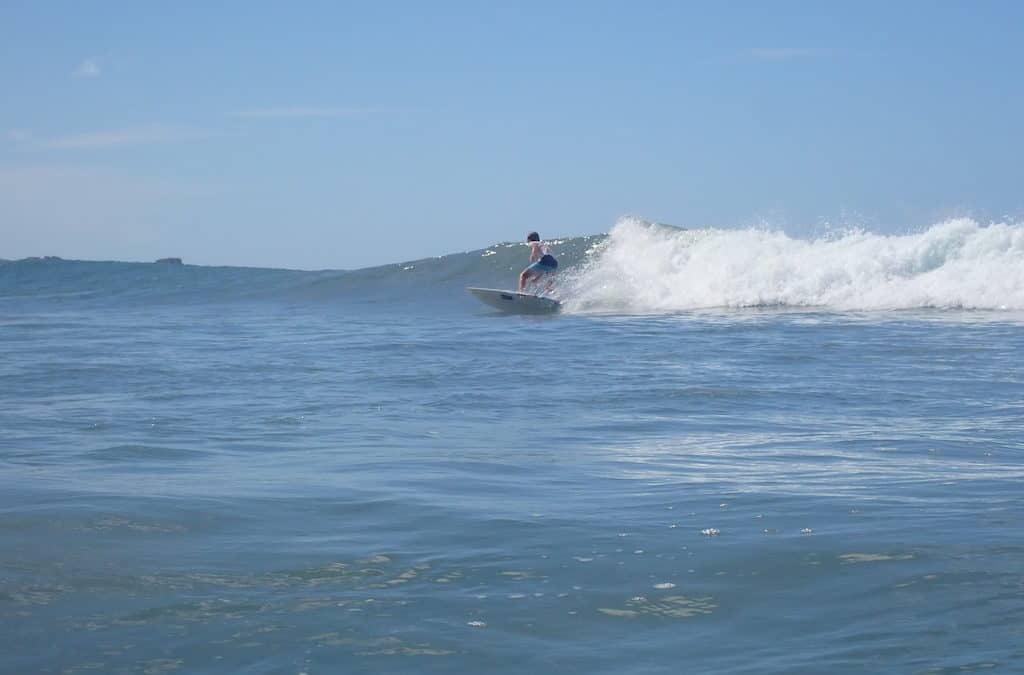 Cruising Costa Rica
