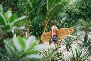 Surfboard, Florblanca, Santa Teresa, Costa Rica