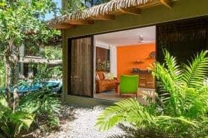 Suite with Garden Access Olas Verdes Nosara