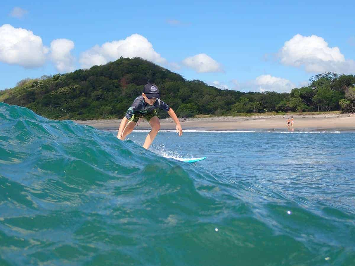 Magnific Rock, Malibu Popoyo, Finca Popoyo, Nicaragua, Family Surf Co, Surfboards UK Ltd