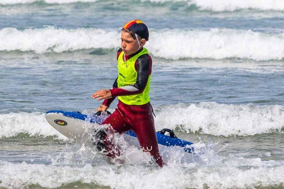 Surf lifesaving Club