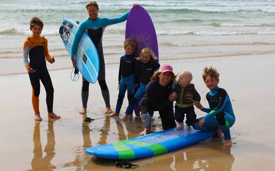 Join Our Family Surf Community