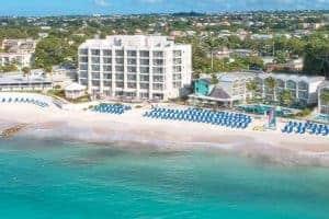 Beach view, Sea Breeze Beach House, Maxwell Beach, Christ Church, Barbados