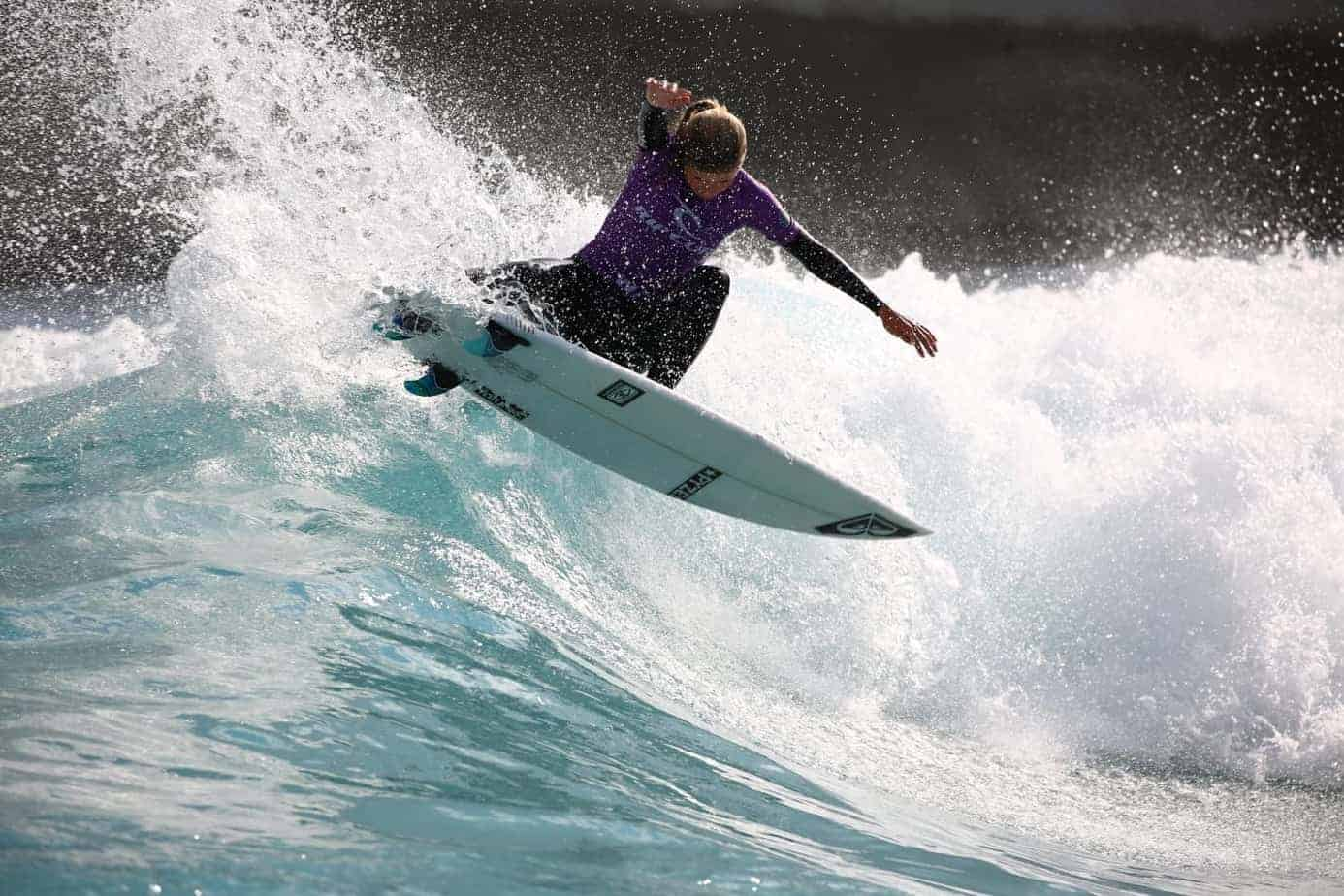 Lauren Sandland, Family Surf Co