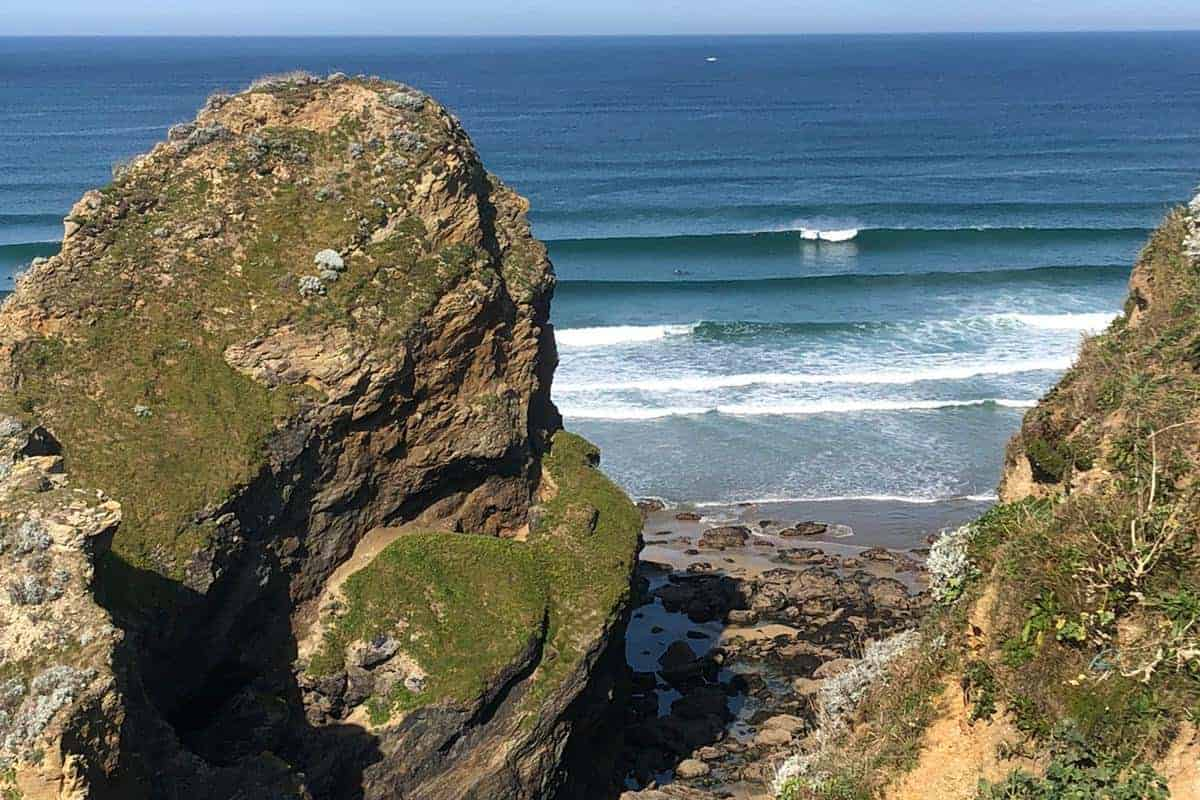 Whipsiderry Beach, Bull Pen, Lower Trewince Farm, Cornwall, Self-catering family house, Family Surf Co. Family Surfing Holiday
