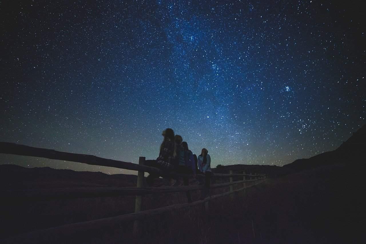 Stargazing Cornwall