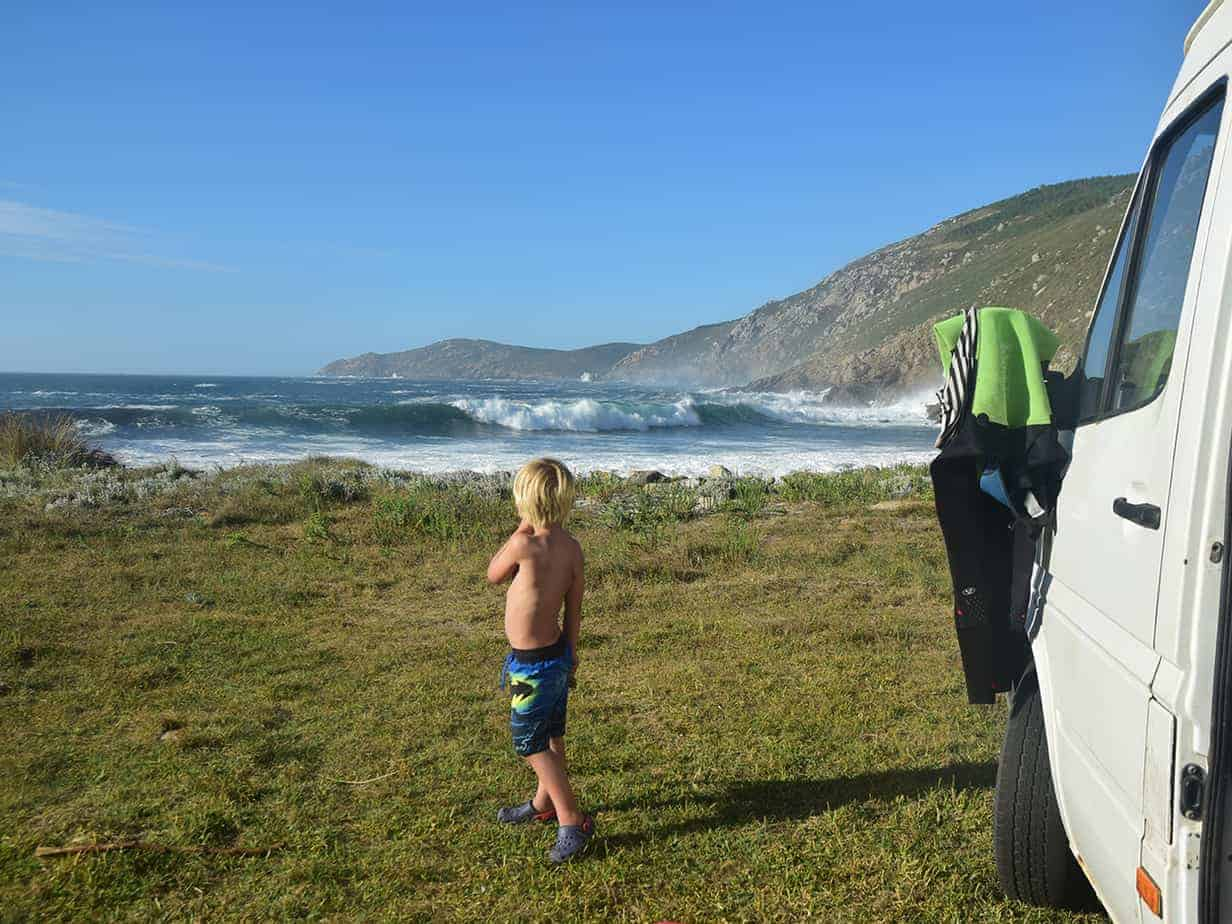 Surf Travel Family, Galicia, Spain, Family Surf Co.