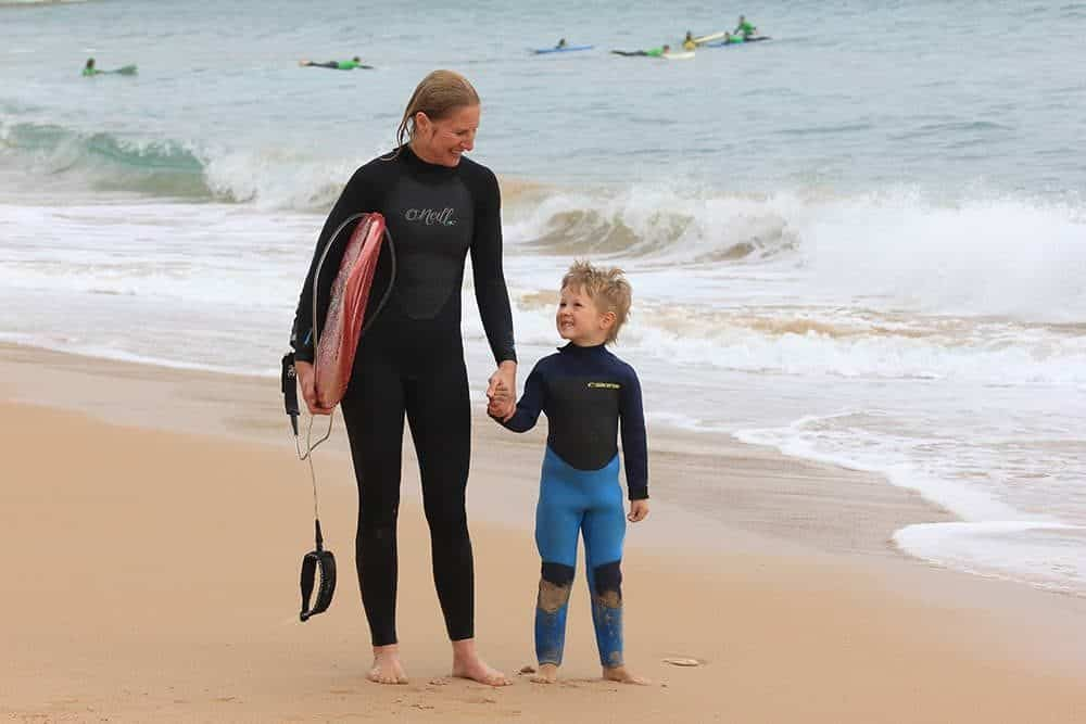 Surf mum, Mareta, Portugal, Mums Family Surf Breaks, Surfer mum, Family Surf Co